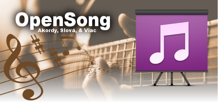 OpenSong Slovak Songs support